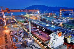 Samsung Heavy Industries in more multibillion-dollar offshore setbacks