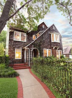 I always loved this house.   606 Blaylock Dr. | 10 Most Beautiful Homes in Dallas | D Magazine