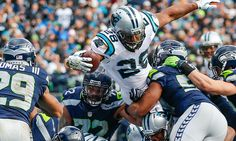 Jonathan Stewart has minor ankle injury after massive game = JIM DEDMON/ICON SPORTSWIRE Panthers' running back Jonathan Stewart returned to action with a vengeance in yesterday's win over the Seattle Seahawks, but he now appears to be dealing with a minor ankle injury. This comes on the heals of.....