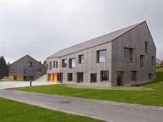 best architects architektur award // Boegli Kramp Architekten AG / Boegli Kramp Architekten AG / Zentrumsbauten für das Behindertenheim La Branche / sonstige Bauten