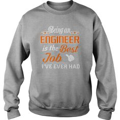 Being An Engineer Is The Best Job T-Shirt #gift #ideas #Popular #Everything #Videos #Shop #Animals #pets #Architecture #Art #Cars #motorcycles #Celebrities #DIY #crafts #Design #Education #Entertainment #Food #drink #Gardening #Geek #Hair #beauty #Health #fitness #History #Holidays #events #Home decor #Humor #Illustrations #posters #Kids #parenting #Men #Outdoors #Photography #Products #Quotes #Science #nature #Sports #Tattoos #Technology #Travel #Weddings #Women