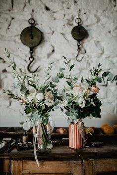 amazing bouquet boho wedding in tuscany at the lazy olive - Federica Cavicchi Photography