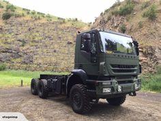 2013 Iveco Trakker AD450