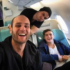 #MartinGarrix #With #Friends #In #Avion