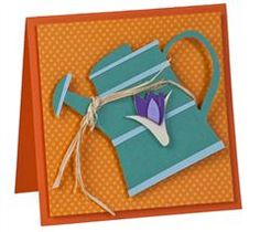 Add a rustic touch to your everyday greeting card collection!