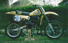 1979 Suzuki RM125N