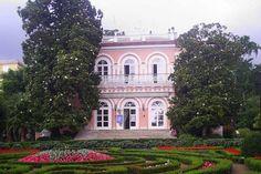 Opatija – Abbazia - ask-enrico - Mit dieser Villa begann alles ... Villa, Mansions, House Styles, Beautiful, Home Decor, Croatia, Decoration Home, Manor Houses, Room Decor