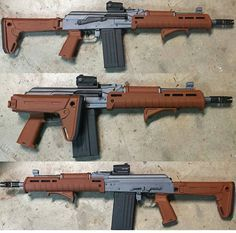 Modern AK http://www.instagram.com/yetichaos