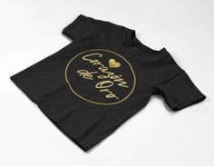 Corazon de Oro - Heart of gold, golden heart. Perfect for the cutie pies in our lives. Sizes starting from to Comes in Purple, Black, Red, and Navy Blue. Golden Heart, Heart Of Gold, Pineapple Co, Spanish Girls, Girls Tees, My Black, Red Fashion, Kids Shirts, Purple