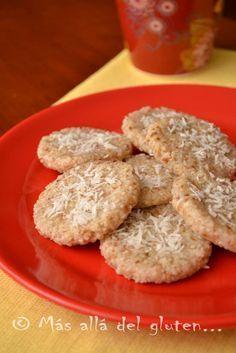 Libre de gluten Libre de lácteos Libre de azúcar Permitido en la Dieta de Carbohidratos Específicos (Dieta SCD) Permitido en la Dieta GFCF... Healthy Diet Recipes, Healthy Treats, Healthy Desserts, Raw Food Recipes, Baking Recipes, Gluten Free Treats, Gluten Free Cookies, Gluten Free Recipes, Low Carb Recipes