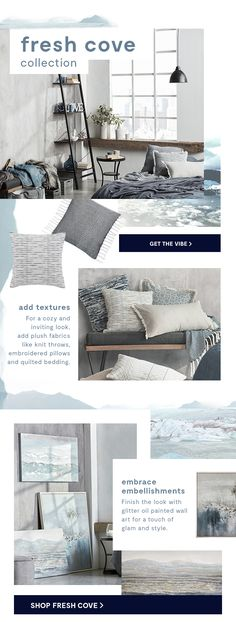 27 Best Fresh Cove Collection Images In 2018 Stylish Home