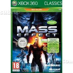 Mass Effect  Vote: 8.2/10