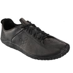 Vivobarefoot Legacy Ladies  Leather Black