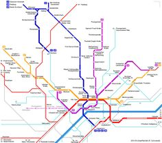 munich metro map rapid transit pinterest. Black Bedroom Furniture Sets. Home Design Ideas