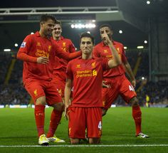 Pics: Nuri at the double for Reds - Liverpool FC