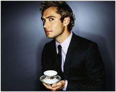 tea time with jude law
