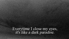 dark paradise - lana
