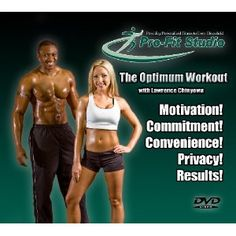 The Optimum Workout with Lawrence Chinyowa - Cardio, Core, Muscular Strength and Endurance Conditioning!! (DVD)  http://www.amazon.com/dp/B004ZMC7JG/?tag=worldshouts-20  B004ZMC7JG