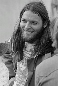 David Gilmour of Pink Floyd                                                                                                                                                                                 More