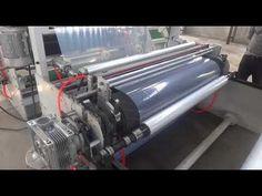 Extrusion de Film Par Gonflage Film Plastique Polyéthylène #InfoWebPlasturgie