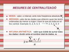 Mesures de centralització