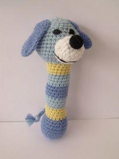Kutya csörgő Scrappy Quilts
