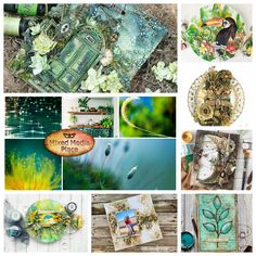 The winner and features of our June challenge are up on the blog! Congrats to everyone <3 June Challenge, Mixed Media, Challenges, Places, Blog, Blogging, Mixed Media Art, Lugares, Mix Media