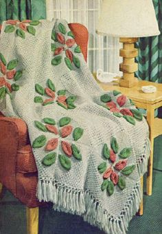 Image detail for -Free Crochet Patterns Afghans Christmas photos