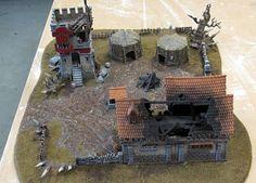 Imaginary Life: Overrun Empire Outpost