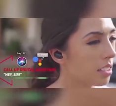 World's Most Professional Wireless Waterproof Earbuds designed with superior Hi-Fi sound and ultra-long playtime. It's your perfect workout companion with secure fit and an waterproof rating.Designed by audio's finest award-winning engineers, Techno Gadgets, Gadgets And Gizmos, Emergency Power, Display Technologies, Cool Inventions, Cool Tech, Drops Design, Wireless Headphones, Bluetooth