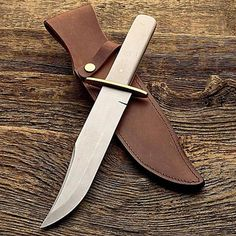 Iconic American Bowie Knife