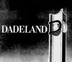 """the Dadeland """"D"""" used to be the tallest structure around!"""