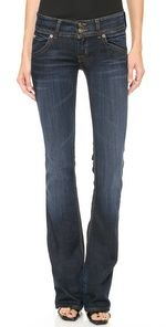 Hudson Signature Bootcut Jeans Designer Denim