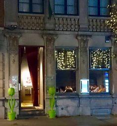 Gerry's Kitchen: Restaurant Review - Zarza, Bondgenotenlaan, Leuven...