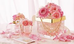 With Love - Beautiful, beauty, box, bright, COLOR, Dahlia, Femininity, flower, flowers, for you, gift, girly, glass, hd, HERMOSA CAJITA, jewellery, life, lovely, nature, necklace, nice, pearls, petals, Photography, pink, pink rose, pink roses, presents, pretty, ribbons, romance, romantic, ROSA, rose, roses, soft, still life, things, valentines day, VIDRIO, white, with love
