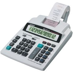 Home Decor White Casio Adding Machine Printing Calculator 2 Color Cartridge Office Tape Tax Prep Decor White Casio Adding Machine Printing Calculator 2 Color Cartridge Office Tape Tax Prep Slate Appliances, Cool Things To Buy, Stuff To Buy, Kitchenaid, 2 Colours, Household Items, Casio, Calculator, The Ordinary
