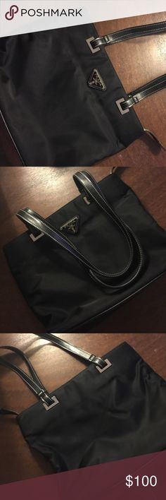 Prada handbag Handbag I bought a few years ago for about 150, I used for a few months but kept it away and haven't used it since Prada Bags