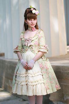 Classic perfection. Mary Magdalene's Antoinette Dress is gorgeous!