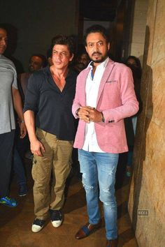 Srk: babe is he this normal acting buddy about whom you are referring ? Pink panther : bhaijaan , I never put on my secrets . You better ask your soul Richest Actors, Irrfan Khan, Pink Panthers, Bollywood Actors, More Cute, Shahrukh Khan, Dimples, Put On, Actors & Actresses