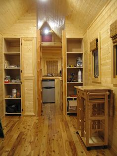 Halley's House: 120 sq ft