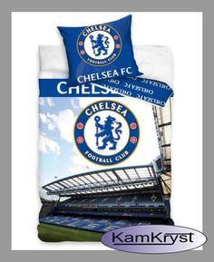 Nowy wzór pościeli klubowej Chelsea Londyn