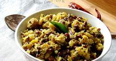 Kitchen Corner-Try It: Ethakka /Plantain and Vanpayar/Red beans Thoran