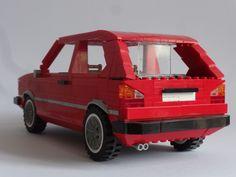 Lego VW Golf 2