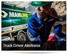 Introduction to Driver Alertness and the Safety of Truck Drivers  South Africa has the 10th largest road network in the world and truck drivers are transporting large quantities of cargo along long distances on these roads.  How do they manage to do this while remaining alert behind the steering