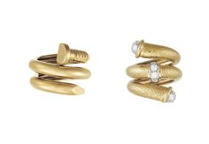 The 15 Best New Wedding Bands for the Consciously Coupled – Vogue - David Webb (=)