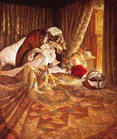 Little Red Riding Hood-Scott Gustafson (American)