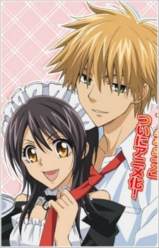 Kaicho Wa Maid-sama. Misaki is the Student council President of Seika High, which recently became co-ed. However the female population is small and suffering, so Misaki takes it upon herself to take protective initiatives on their behalf, earning the nickname 'Demon Pres'. However to support her education she works at a maid cafe. If it became known at school, however, it would ruin all her reputation. #kaicho #maidsama #anime #manga