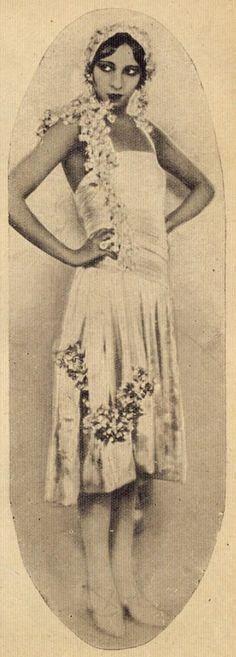 Ilustração, No. 116, October 16 1930 Josephine Baker
