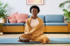 Ndivhudzannyi Mphephu meditating at home   Creative Director: Bielle Bellingham  Photographer: Micky Wiswedal Meditation For Stress, Types Of Meditation, Mindfulness Meditation, Guided Meditation, Meditation Retreat, Before And After Weightloss, Most Common, Hurdles, Try Harder