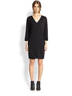 DKNY Dolman Shift Dress